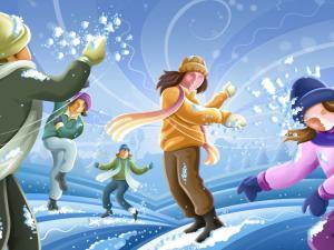 26 01 зимові забавлянки спортивна